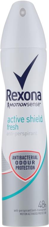 Deodorante spray - Rexona MotionSense Active Protection + Fresh