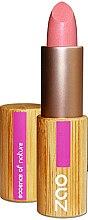 Profumi e cosmetici Rossetto perlato - Zao Bamboo Pearly Lipstick