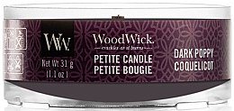 Profumi e cosmetici Candela profumata in bicchiere - Woodwick Dark Poppy