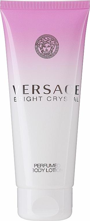 Versace Bright Crystal - Set (edt 90ml + b/l 100ml) — foto N3
