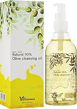 Profumi e cosmetici Olio idrofilo - Elizavecca Face Care Olive 90% Cleansing Oil