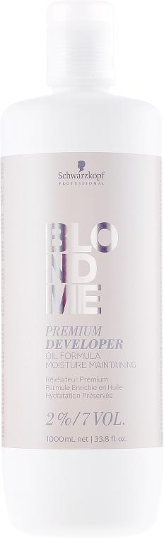 Balsamo-ossidante 2% - Schwarzkopf Professional Blondme Premium Developer 2%
