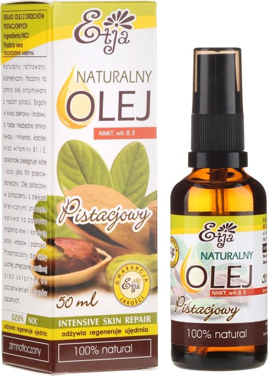Olio naturale di pistacchio - Etja Natural Pistachio Oil