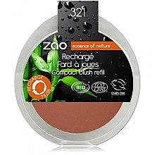 Profumi e cosmetici Blush compatto - Zao Compact blush refill (ricarica)