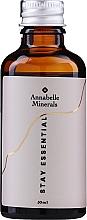 Profumi e cosmetici Olio viso multifunzionale naturale - Annabelle Minerals Stay Essential Oil