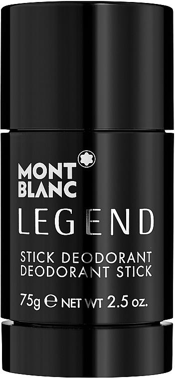 Montblanc Legend Stick - Deodorante