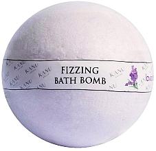 """Profumi e cosmetici Bomba da bagno """"Lavanda"""" - Kanu Nature Bath Bomb Lavender"""
