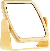 Profumi e cosmetici Specchio, 85727, quadrato, giallo - Top Choice Beauty Collection Mirror