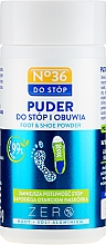 Profumi e cosmetici Polvere per gambe e scarpe - Pharma CF No.36 Foot & Shoe Powder