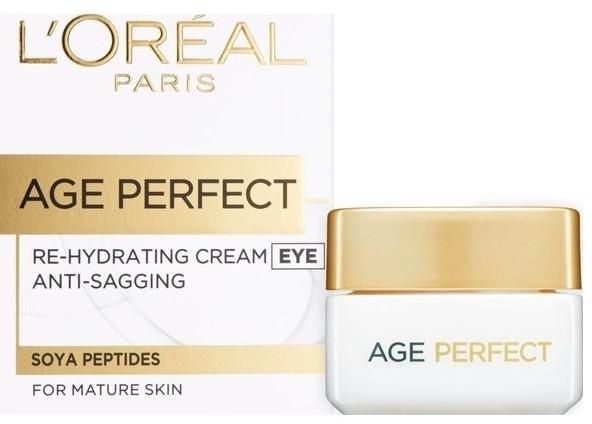 Crema giorno, contorno occhi - L'Oreal Paris Age Perfect Eye Cream — foto N1