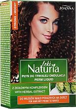 """Profumi e cosmetici Liquido per permanente """"Forte"""" - Joanna Naturia Loki Liquid"""