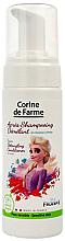 """Profumi e cosmetici Balsamo per capelli per bambini nella schiuma """"Frozen"""" - Corine De Farme"""