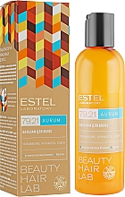 Profumi e cosmetici Balsamo capelli - Estel Beauty Hair Lab 79.21 Aurum
