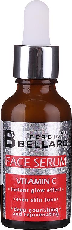 Siero viso alla vitamina C - Fergio Bellaro Face Serum Vitamin C