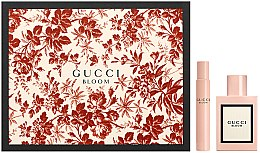 Profumi e cosmetici Gucci Bloom - Kit (edp/50ml + edp/7.4ml)