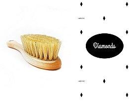 Profumi e cosmetici Set - LullaLove Romby (hair brush + muslin)