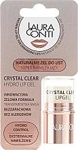 Profumi e cosmetici Gel labbra idratante - Laura Conti Crystal Clear Hydro Lip Gel