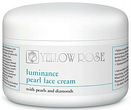 Profumi e cosmetici Crema viso alle perle - Yellow Rose Luminance Pearl Face Cream