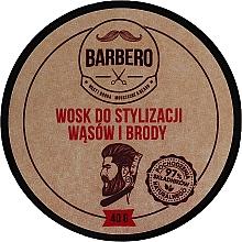 Profumi e cosmetici Cera per barba - Barbero Beard Care Wax