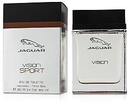 Profumi e cosmetici Jaguar Vision Sport - Eau de toilette