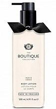 """Profumi e cosmetici Lozione corpo """"Oud e ribes nero """" - Grace Cole Boutique Oud & Cassis Body Lotion"""