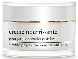 Profumi e cosmetici Crema da notte nutriente - Yellow Rose Creme Nourrissante