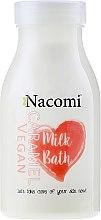 "Profumi e cosmetici Latte da bagno ""Caramello"" - Nacomi Milk Bath Caramel"