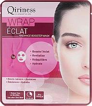 Profumi e cosmetici Maschera in tessuto intensamente rigenerante e rivitalizzante - Qiriness Eclat Radiance Booster Mask