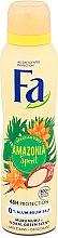 """Profumi e cosmetici Deodorante spray """"Ritmi del Brasile"""" - Fa Amazonia Spirit Deo Spray"""