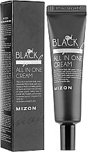 Profumi e cosmetici Crema con bava di lumaca nera - Mizon Black Snail All In One Cream