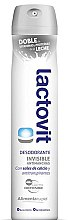 Profumi e cosmetici Deodorante-spray - Lactovit Invisible Deodorant Spray