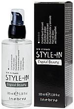 Profumi e cosmetici Fluido lucidante per capelli - Inebrya Style-In Crystal Beauty