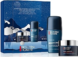 Profumi e cosmetici Set - Biotherm Homme Force Supreme (cr/50ml + deo/75ml)