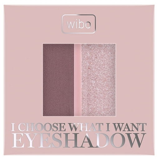Ombretto - Wibo I Choose What I Want Duo Eyeshadow