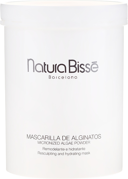 Maschera plastificante con alghe - Natura Bisse Micronized Algae Powder — foto N1