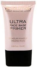 Profumi e cosmetici Primer viso - Makeup Revolution Ultra Face Base Primer
