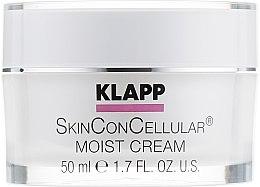 Profumi e cosmetici Crema viso idratante - Klapp Skin Con Cellular Moist Cream