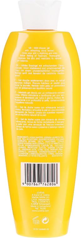 "Gel doccia rinfrescante ""Citrus"" - Juvena Body Care Vitalizing Citrus Shower Gel — foto N2"