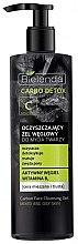 Profumi e cosmetici Gel detergente al carbonio - Bielenda Carbo Detox Gel
