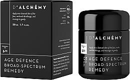 Profumi e cosmetici Crema per pelli mature - D'Alchemy Age Defense Broad Spectrum Remedy