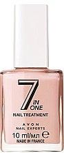 Profumi e cosmetici Cura delle unghie 7 in 1 - Avon Nail Experts 7 in 1