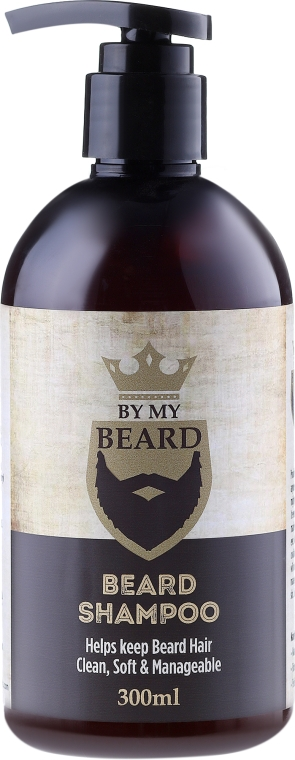 Shampoo barba - By My Beard Beard Care Shampoo