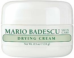 Profumi e cosmetici Crema essiccante - Mario Badescu Drying Cream