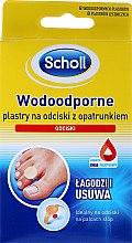 Profumi e cosmetici Nastro adesivo impermeabile - Scholl Waterproof Bandages