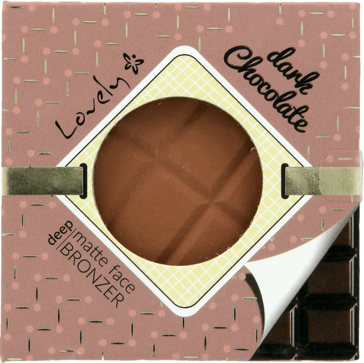 Bronzer viso e corpo - Lovely Chocolate Bronzer