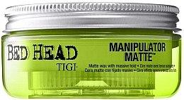 Profumi e cosmetici Cera effetto opaco, tinuta extra forte - Tigi Manipulator Matte