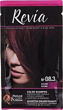 Profumi e cosmetici Shampoo colorato - Revia Color Shampoo
