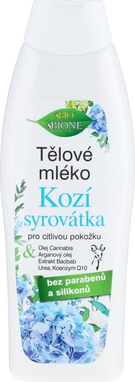 Lozione corpo - Bione Cosmetics Goat Milk Body Lotion