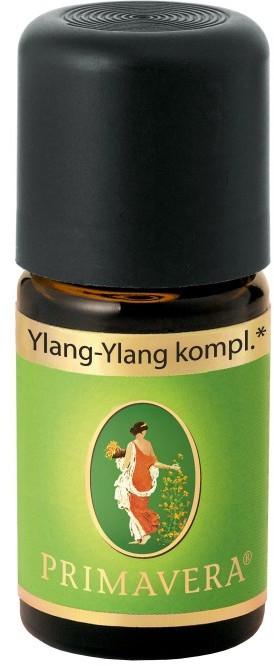 Olio Ylang-ylang - Primavera Organic Ylang Ylang Oil — foto N1
