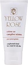 Profumi e cosmetici Crema speciale per la cura della pelle grassa e a tendenza acneica - Yellow Rose